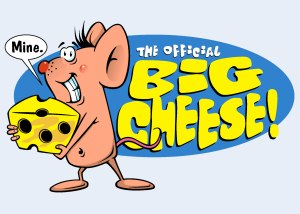 The Official Big Cheese!
