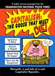 Capitalism Must Die