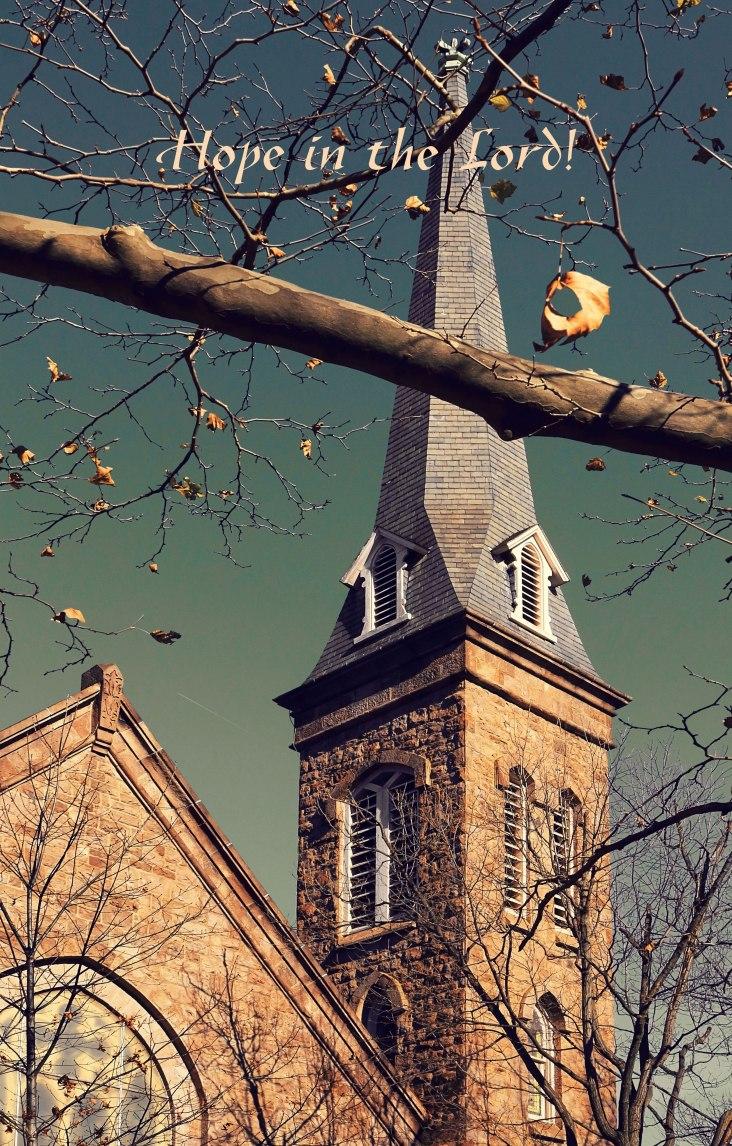 Church Leaves