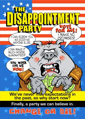The Disappointment Party