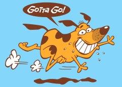 Dog Gotta Go!