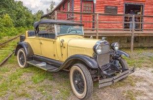 Eckley Mining Car