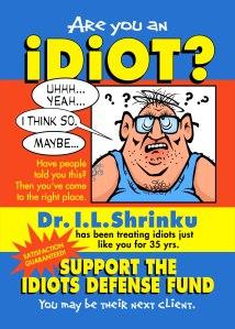 Idiots Defense Fund