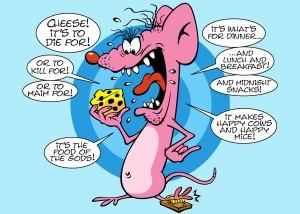 Mice Love Cheese