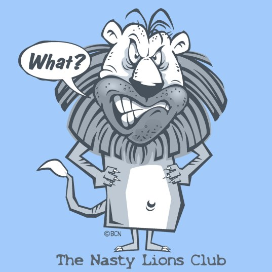 The Nasty Lions Club