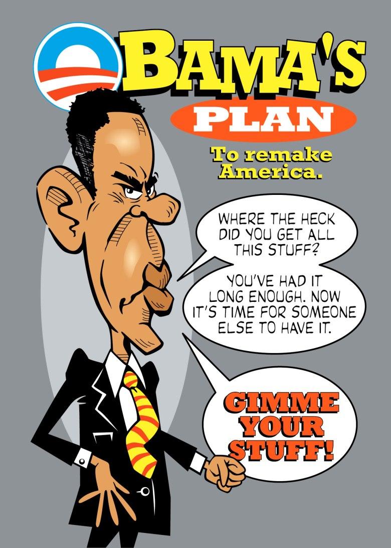 Obama's Stuff