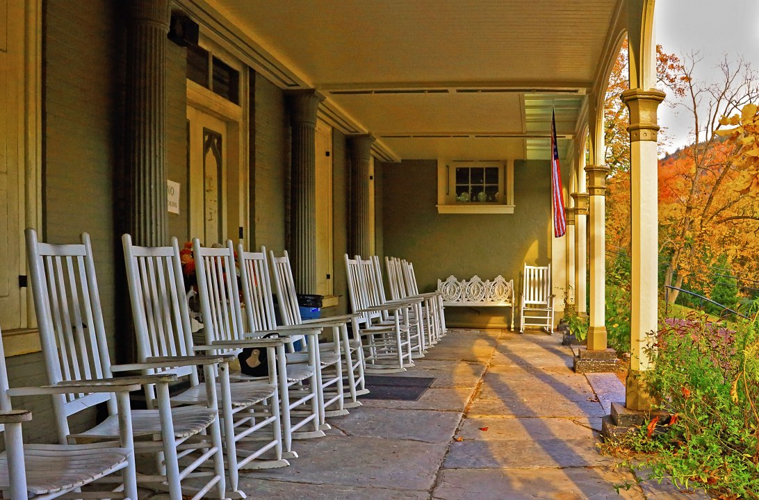 Packer Porch