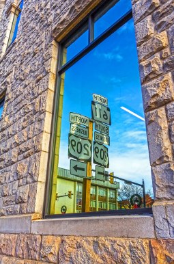 Route 209 Reflection