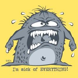 Sick Monster