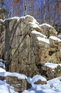 Snow Cliff