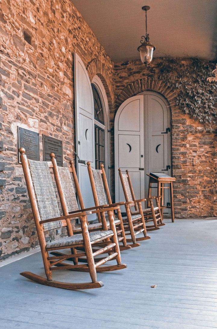 Vintage Rocking Chairs