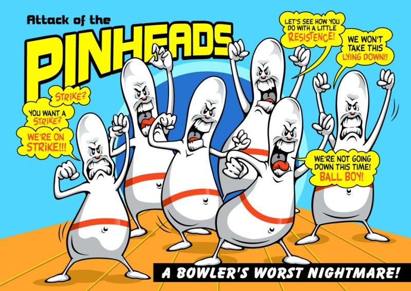 Bowling Pinheads Blog
