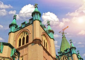 Glorious Church Blog Post
