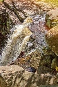 Ringing Rocks Falls 1