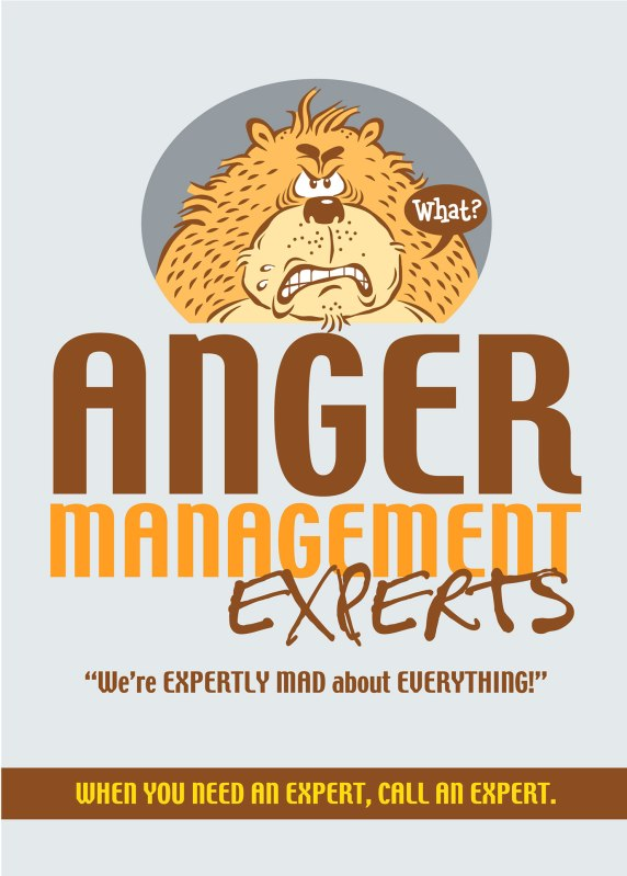 Anger Management Card