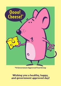 Cheese Club Card