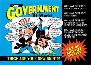 Government At Work Card