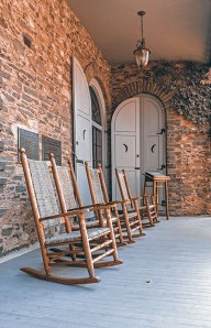 Grey's Towers Rocking Chairs