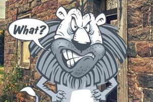 Nasty Lions Blog