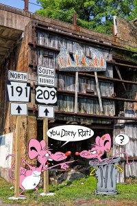 Dirty Rat Poster