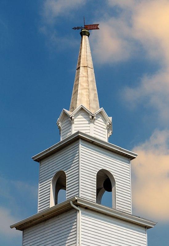 Weathervane-Churches