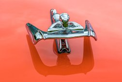 Classic-Hood-Ornament-Red