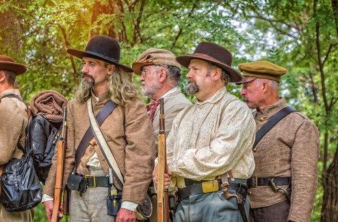 Eckley-Confederates