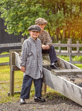 Eckley-Miners-Kids