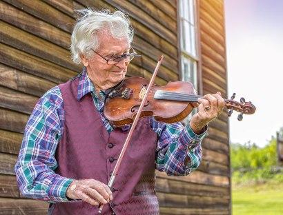 Eckley-Violin-Man
