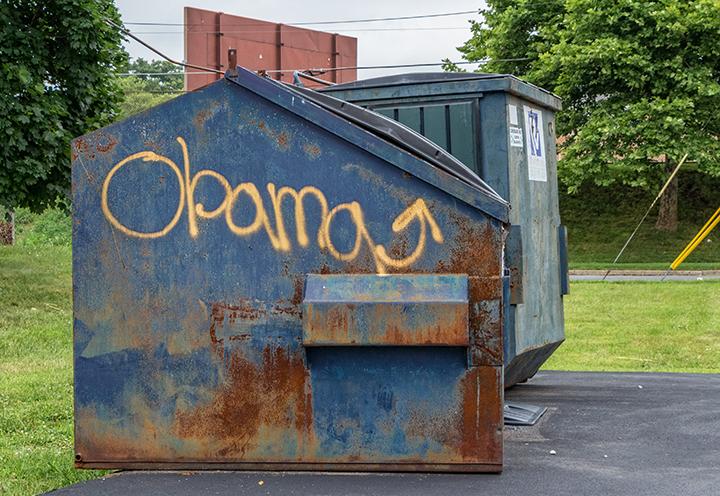 Obama Garbage