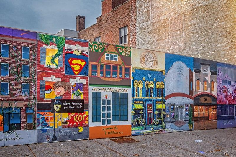 Stroudsburg-Wall-Art-1