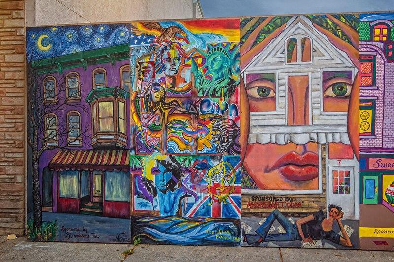 Stroudsburg-Wall-Art-2