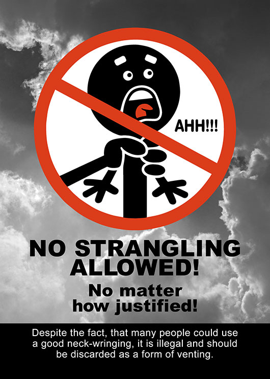 Strangling-Prohibited-Card