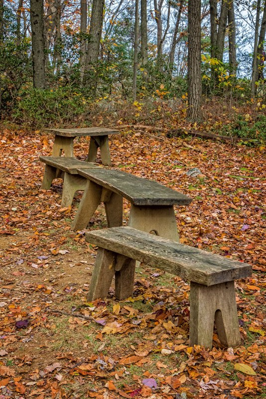 Hawk-Mountain-Benches