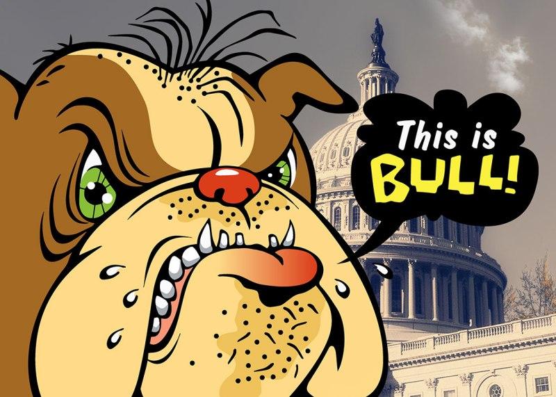 Bulldog-Card