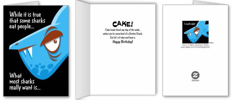 Shark-Attack-Birthday-Card