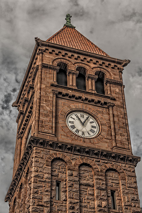 Jim-Thorpe-Clock-Tower