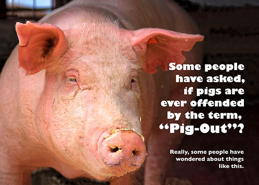 Pig-Love-Card