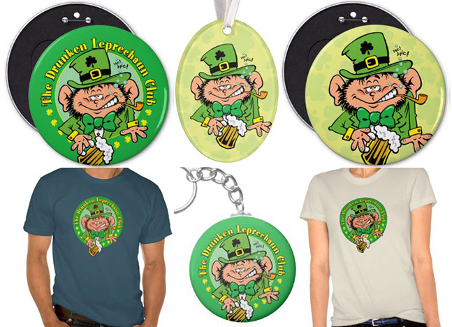 drunken_leprechaun_t-shirts-button