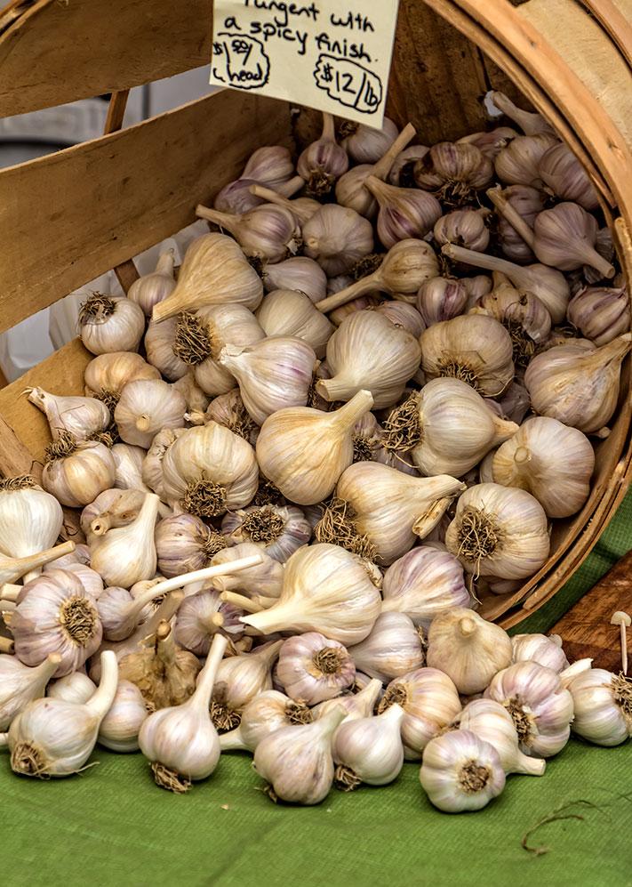Garlic-Basket