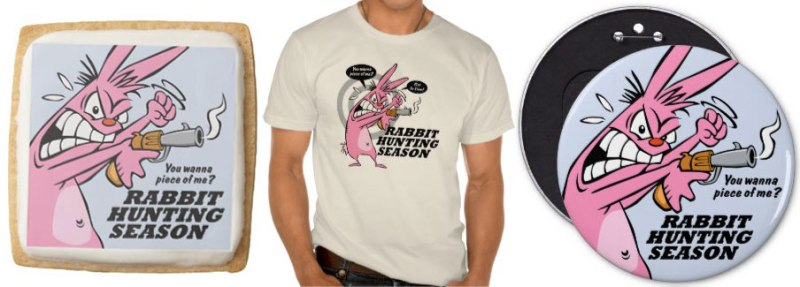 rabbit_hunting_season_t-shirt
