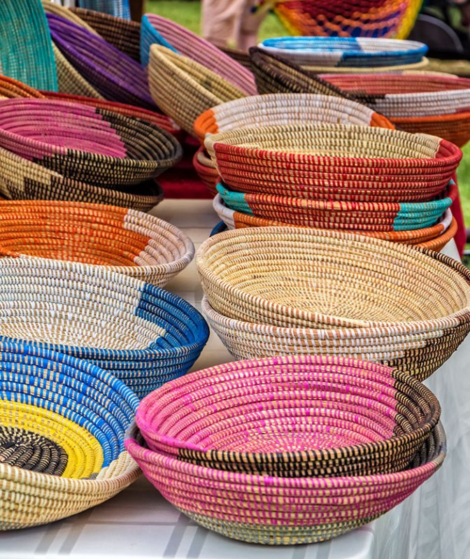 Weaved-Bowls