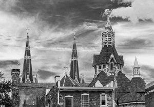 Pittston-Churches