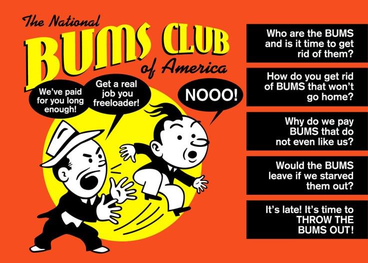 Bums-Club-Card