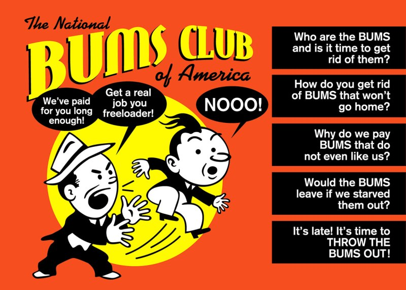 Bums-Club-Card
