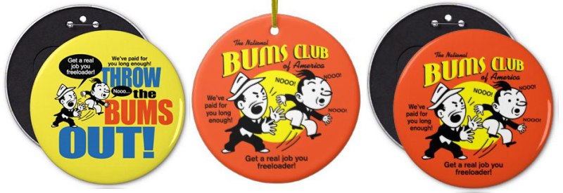 national_bums_club_buttons