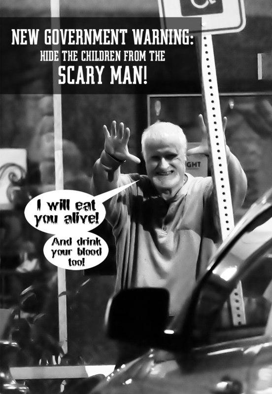 Scary-Man
