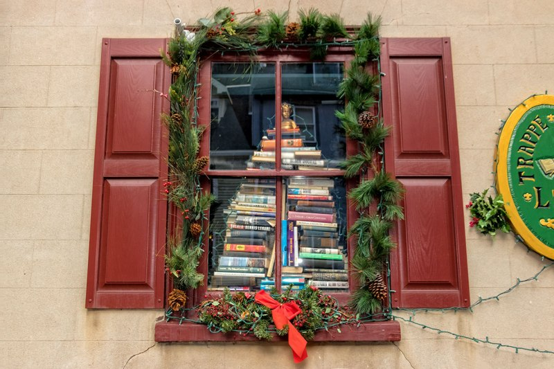 Window-And-Books
