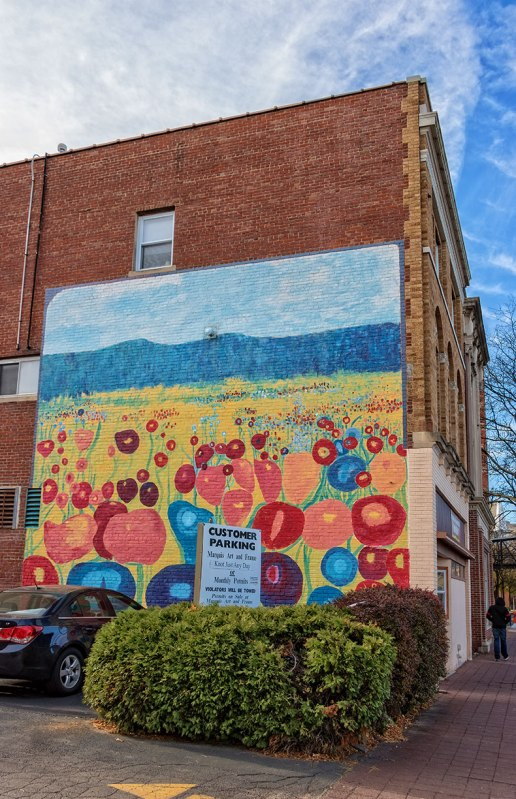 Wilkes-Barre-Flower-Art-1