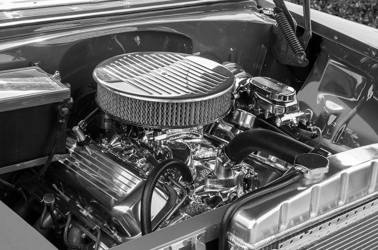 black-white-classic-car-4